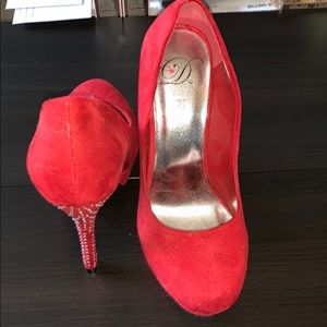 Gorgeous Red Heels